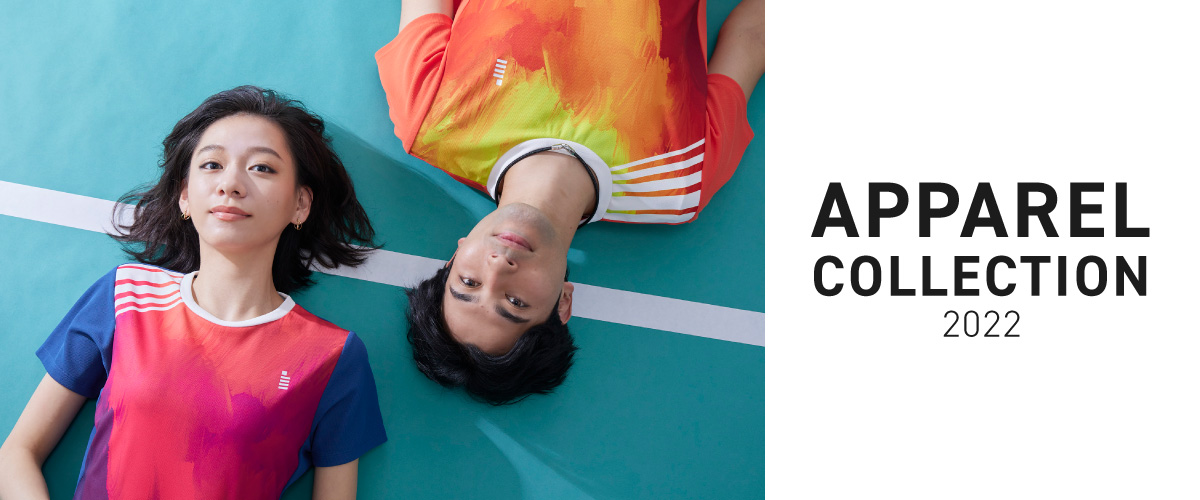 APPAREL COLLECTION 2019 Spring & Summer